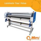 Papier thermosensible de fabrication de Mefu feuilletant le lamineur chaud de roulis