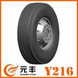 Pneu radial, tout le pneu en acier, rouleau orienté, pneu sans chambre de TBR