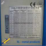 高性能の油圧ホース鍛造機械Dx68付属品ひだが付く機械