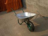 Wheelbarrow do jardim Wb6204 para Europa