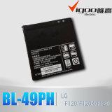 Batterie de téléphone mobile de l'atterrisseur BL49KH LU6200 SU640 P930