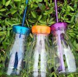 bottiglia della paglia 350ml/550ml in Tritan/PC/as