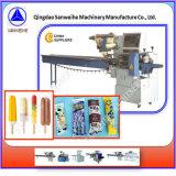 Máquina de embalagem automática da Descanso-Forma Swsf-450 horizontal