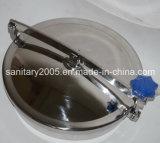 Нержавеющая сталь Manhole Cover для Tank Manway