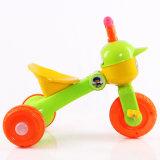 Игрушка трицикла младенца 3 колес новой модели складная