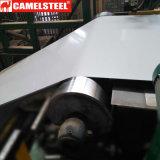 屋根ふき材料のための山東Camelsteelの品質多彩なPPGIのコイル