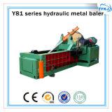 Macchina imballatrice d'acciaio dello scarto idraulico della pressa per balle del metallo Y81