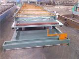 Gewölbte Dach-Panel-doppelte Schicht-Rolle, die Maschine bildet