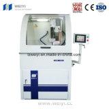 Voll automatische metallografische Ausschnitt-Maschine des BeispielLdq-450 für Laborversuche