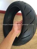 Gute Qualität von Motorrad-Reifen und von Gefäß-schlauchlosem Reifen 130/80-17