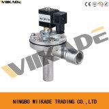 Wiikade прямоугольное клапан ИМПа ульс соленоида чистого воздуха G3/4 ''