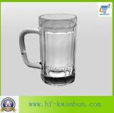 高品質のビールのジョッキのコップテーブルウェアガラスコップのKbHn01193
