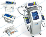 Carrocería fresca de Cryotherapy de la máquina de la tecnología del nuevo vacío de la llegada que adelgaza la máquina