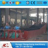 Équipement de machine à laver en sable à spirale appliqué ISO Certified Huge Range