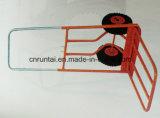 Das Falten/faltete Rad-Karren ausgedehnte Handlaufkatze