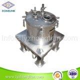 Tipo centrifugadora de la placa de la velocidad los 3000r/M de la sedimentación del petróleo inútil
