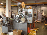 PLC 통제 빈 부대 불량품 모형 Dxd01kc6 새로운 기계를 가진 단 하나 약실 티백 기계