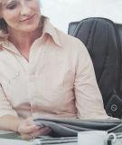 Coxim elétrico da vibração do cuidado do corpo e da massagem do assento de carro do calor