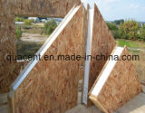 Sandwichplatten / Structural Insulated Panels (Fiber Zement & OSB Facing SIP)