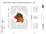 Profilé  PVC/PBT de Shide