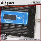 デュアルバンドGSM WCDMAの利得の調節可能な移動式シグナルのブスター