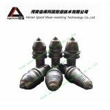 Selección /Shield del esquilador del carbón del acero de aleación que hace un túnel el cortador de la máquina