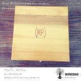 Hongdao hölzerner wesentliches Öl-verpackenablagekasten mit kundenspezifisches Firmenzeichen-hölzernem Geschenk-Kasten _E