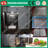 Máquina aprobada 2015 del secador de la rebanada del plátano del acero completamente inoxidable del CE