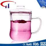 極度の品質の高いホウケイ酸塩ガラスのコップ(CHT8597)