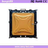 HD de interior LED que hace publicidad de la pantalla video de la pared LED de la pared LED (P3mm)