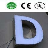 Знаки письма Lit высокого качества СИД передние, акриловые знаки письма