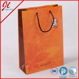 Sac de papier en gros personnalisé/sac de papier de cadeau/sac de papier d'achats/cadres de chaussure de sac papier d'emballage