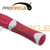 Alta calidad Fastional rojo del músculo del rodillo de masaje palo