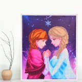 Factory Direct Wholesale Children DIY Crystal Oil Painting Cadre photo Fk-102