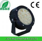 LEDの庭ライト(JP832121)内の12W景色の照明