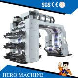 Цена печатной машины Flexo высокоскоростного мешка полиэтиленовой пленки бумажного стаканчика ярлыка PE фольги BOPP PVC UV Flexographic