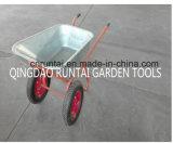 강철 원예용 도구 외바퀴 손수레