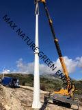 Turbina de viento horizontal inferior del eje de la velocidad del viento 20kw (precio de fábrica)