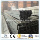 Tubo de acero galvanizado poste de la cerca de hecho en China