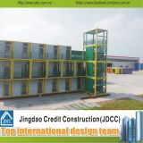 Se réunir rapide et stabilité intense 20 pieds de construction de conteneur