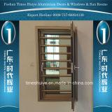 Indicador de alumínio com grades protetoras/grades