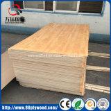 Placa de partícula da melamina da alta qualidade/papel laminado para a mobília/decoração