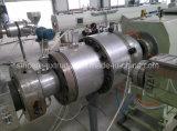 Linha de produção da tubulação da proteção do cabo do PVC