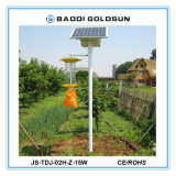 Killer d'insectes solaires dans Orchard, champ de légumes pour lutte antiparasitaire