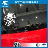 Het aangepaste Overdrukplaatje van de Sticker van het Lichaam van de Motorfiets van de Auto