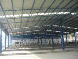 Workshop 또는 Warehouse/Shed (SP)를 위한 Prefabricated Industrial Steel Structure