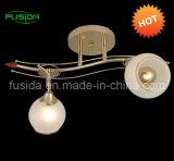Lampes en verre modernes de bille de lustre de plafond (séries X-6276)