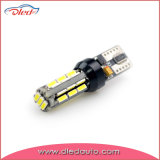 La lampe automatique de spire de l'ampoule DEL de la cale T10 a indiqué la lumière de regain