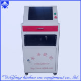 Poinçonneuse de commande numérique par ordinateur de trou de tôle de Weifang Jinhao avec la plate-forme alimentante