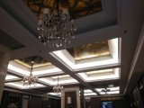Lâmpadas da entrada & do público do hotel internacional de Kangyue (hotel de 4 estrelas)